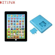 Us 3 94 Dzt1968 Modern Original Chinese English Language Educational Tablets Study Learning Machine Toy For Kids H19 Aliex Learning Toys Kid Tablet Toys Gift