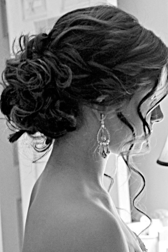 Prom Hair! Semi Formal Last Year!!!