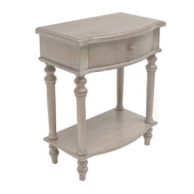 rosanna end table with storage storage and room rh pinterest com
