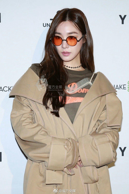 170329 Hera SFW 'YCH' #티파니 #tiffany #서울패션위크