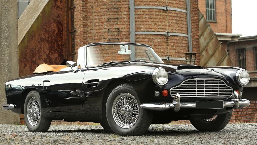 1963 aston martin db4 convertible series 5 aston martin 1961 rh pinterest com