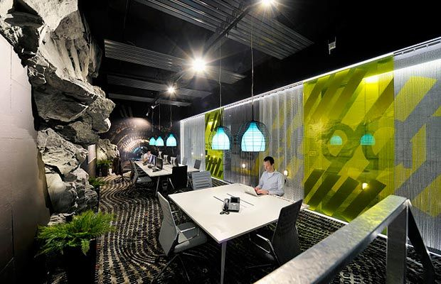 fantastic google office. Google Is Well-known For Its Fantastic Workspaces, But Zurich Office Extraordinary