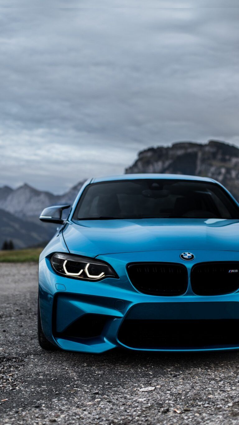 Bmw M2 Phone Background Iphone Wallpapers 4k Bmw Sports Car Bmw Blue Car Iphone Wallpaper