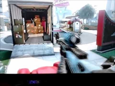 Black ops 2 Quick scopes