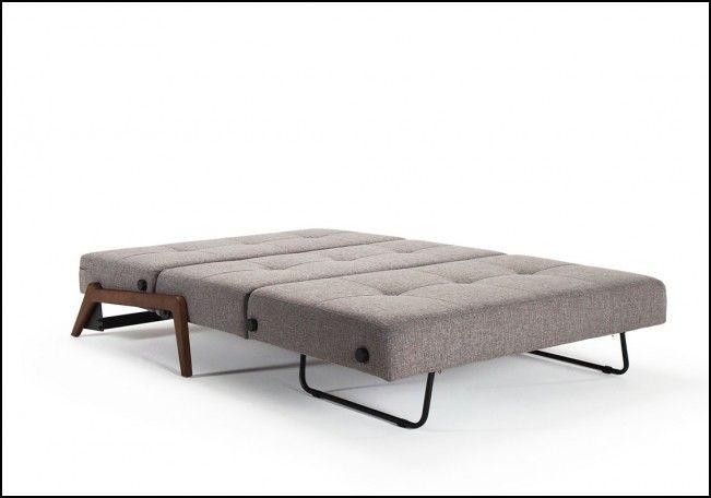 Armless Queen Sleeper Sofa Modern Sofa Bed Danish Design Sofa