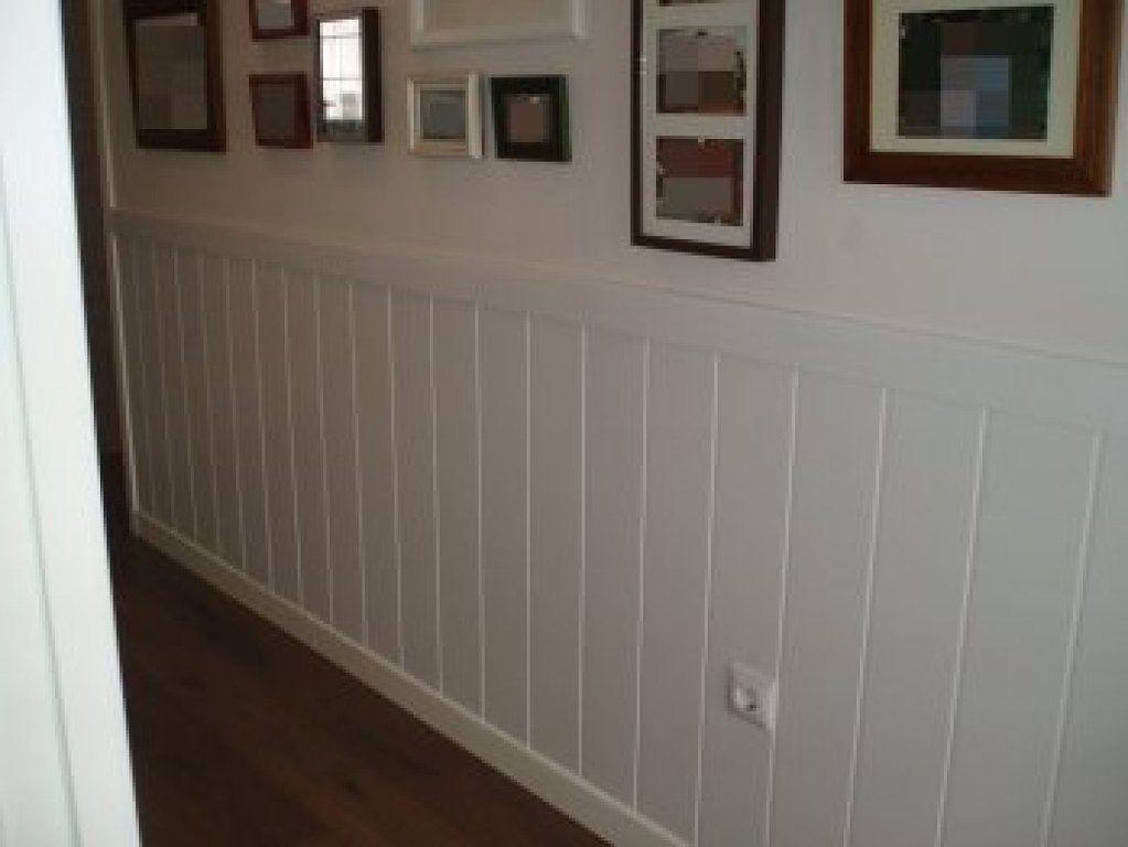 C mo hacer un z calo de madera para decorar tus paredes - Zocalos para paredes ...