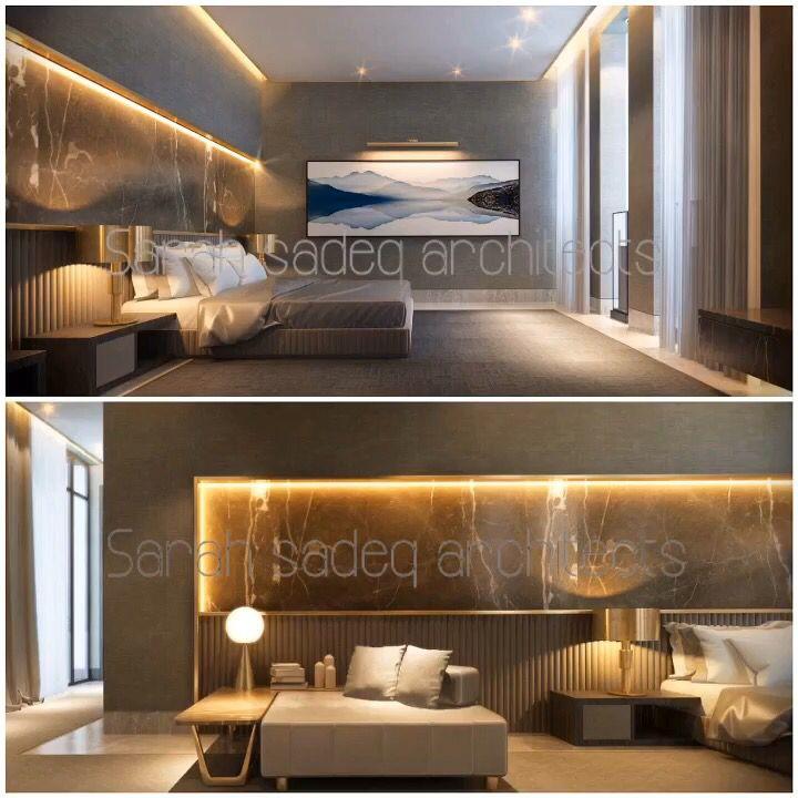 Interior design 500 m villa kuwait