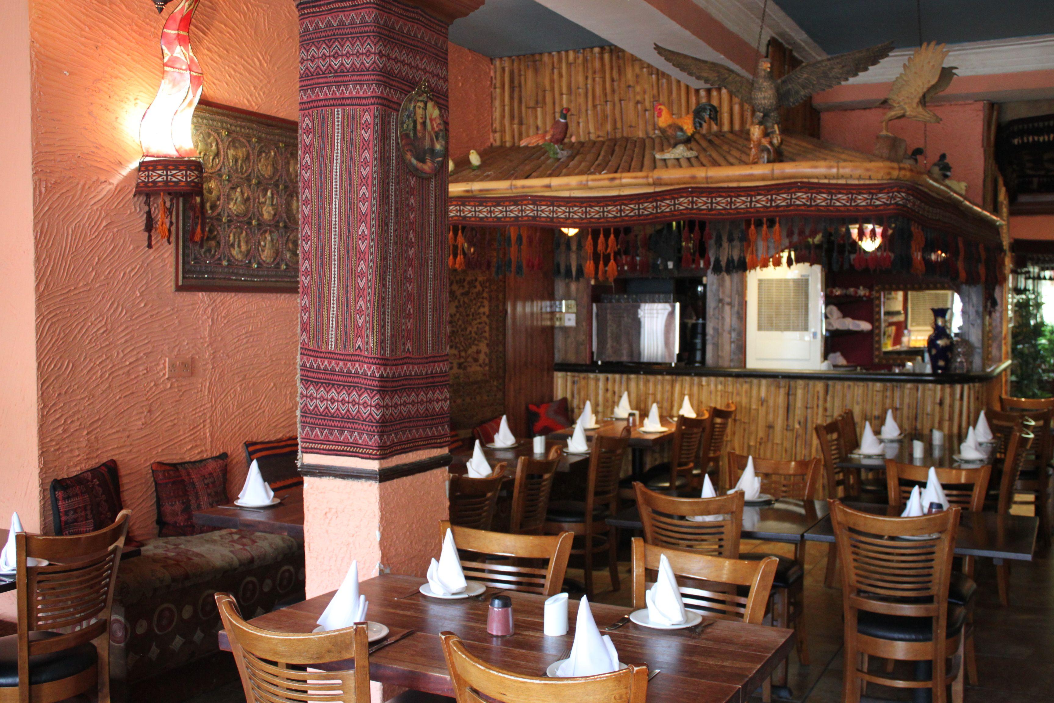 Ariana Restaurant Halal Persian And Afghan Cuisine Afghan Cuisine Persian Cuisine Restaurant