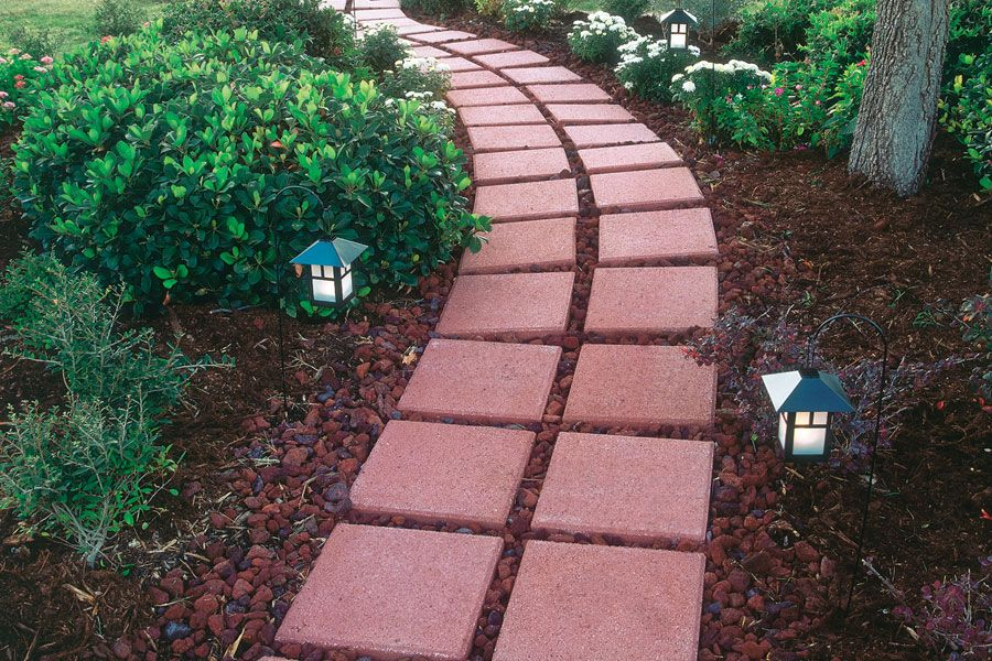 Round Brick Stepping Stones   Google Search | Landscaping | Pinterest |  Bricks, Patio And Patio Steps