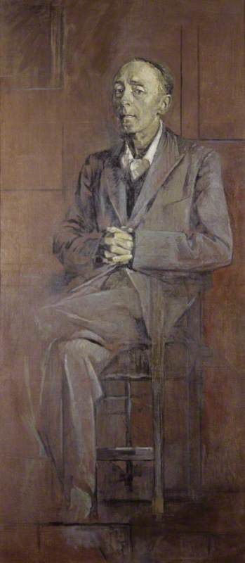 Edward Sackville West 1901 1965 5th Lord Sackville By Graham