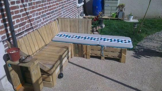 furniture made out of pallets for sale custom made pallet rh pinterest com