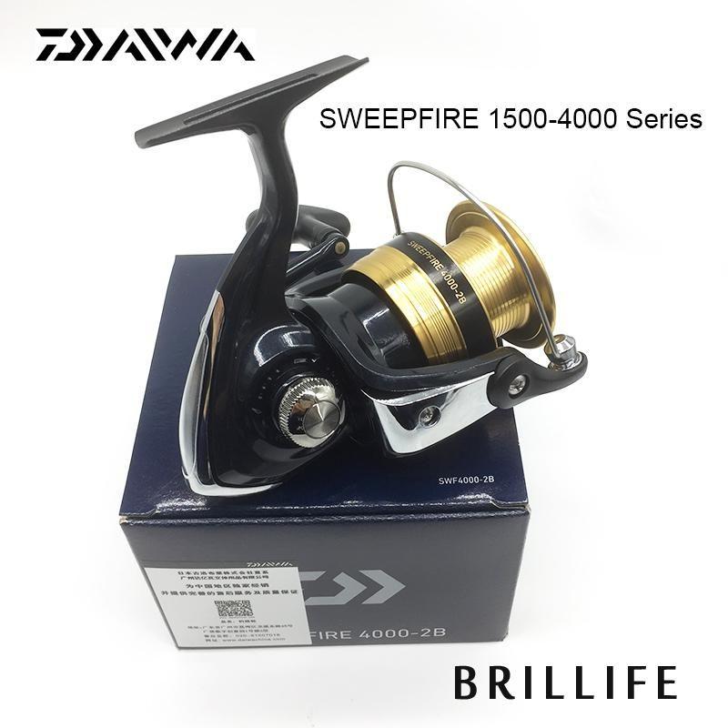 Daiwa SWEEPFIRE SWF4000-2B