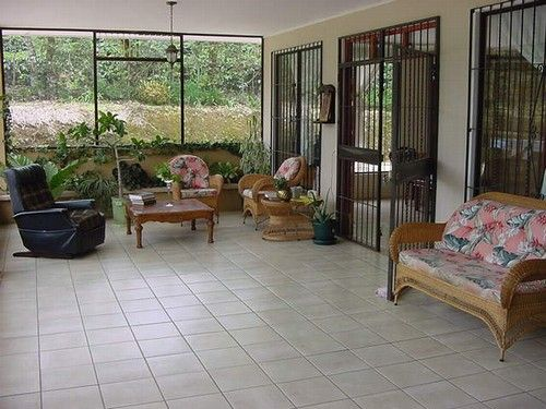 Attractive Enclosed Patio Ideas | Real Estate Property Listing