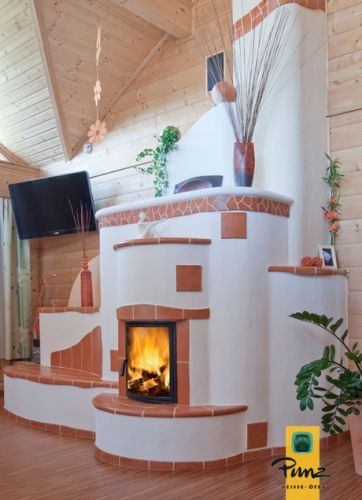 kachelofen speicherofen speicherofen anlage heizeinsatz mit gemauerten rauchgasz gen. Black Bedroom Furniture Sets. Home Design Ideas