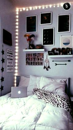 Tomboy Bedroom In 2020 College Room Decor