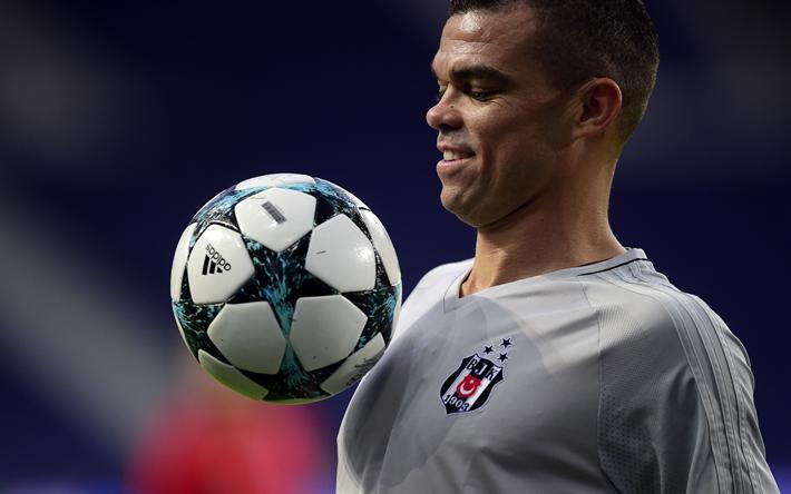 Download Imagens Pepe 4k Besiktas Jogadores De Futebol
