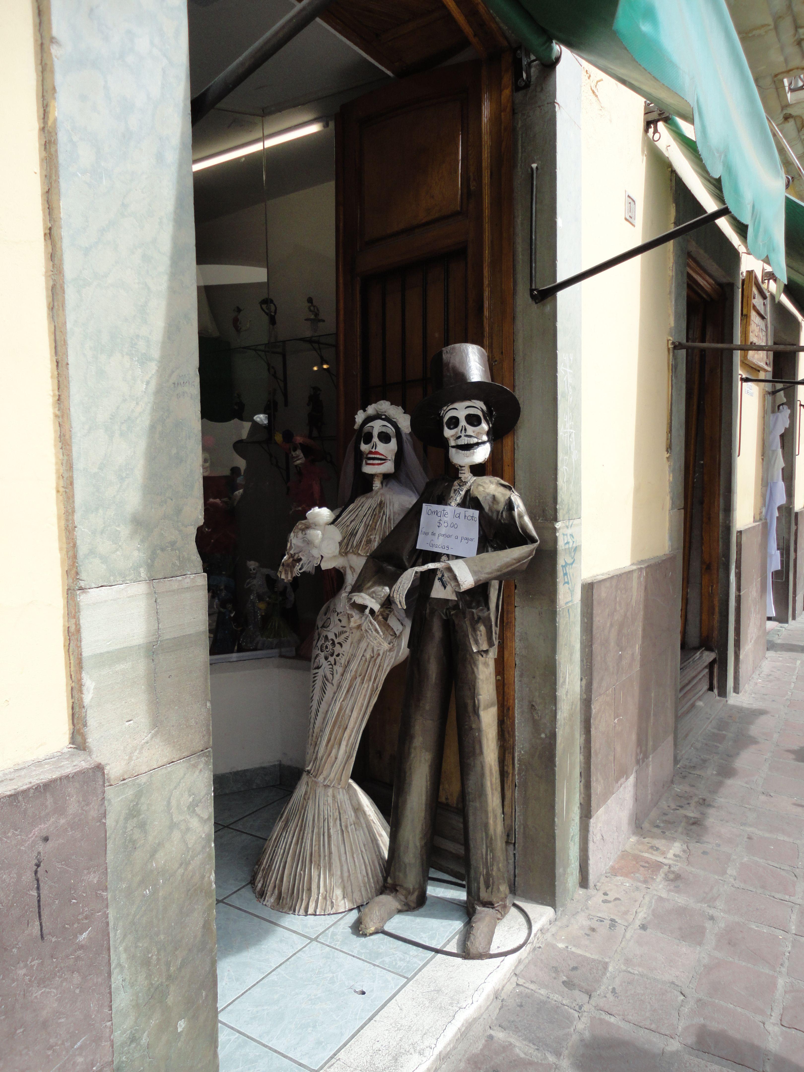 Happy Couple. In Guanajuato Mexico.