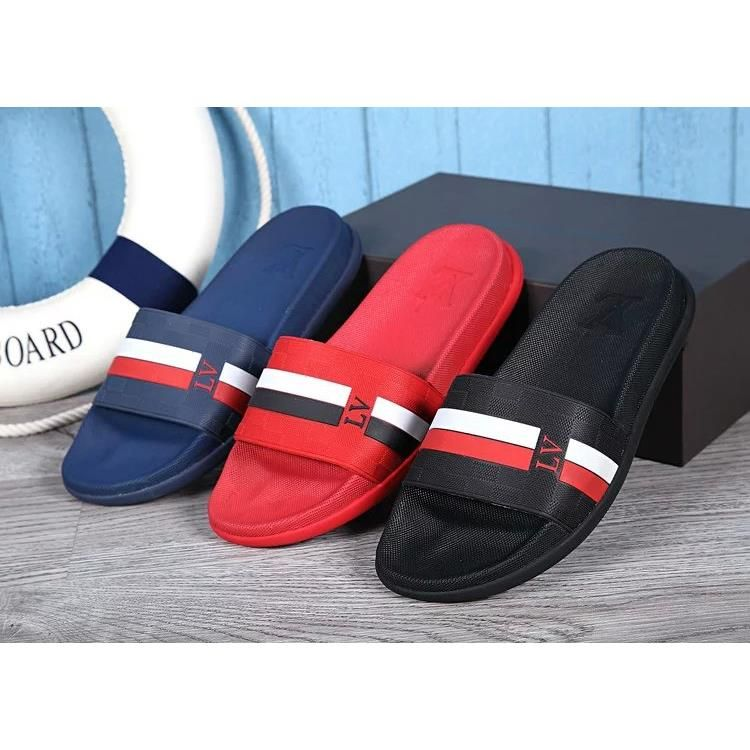 f623f0d457ab17 Louis Vuitton LV Leather Shoes For Men