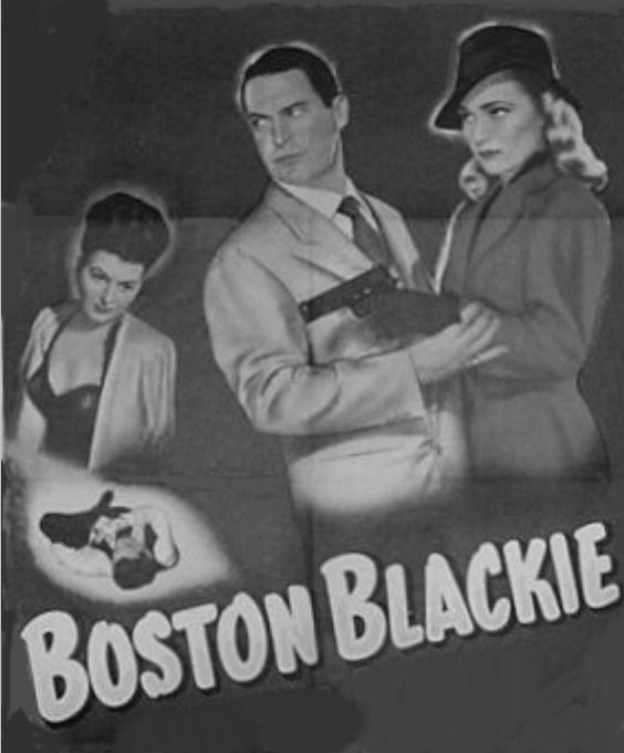 vintage+boston+black+ie+ad | Boston Blackie - Old Time Radio