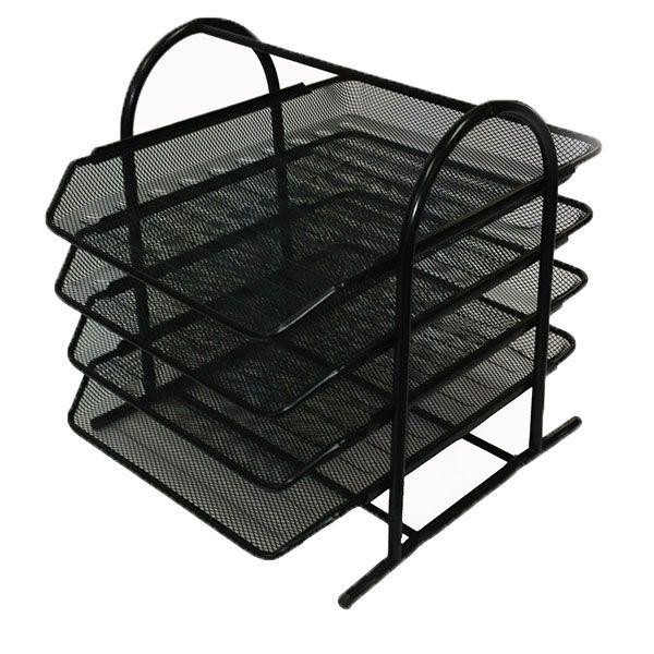 four tier mesh paper tray homeschool classroom letter tray desk rh pinterest com au