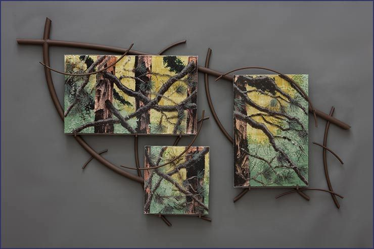 Beautiful Fused Glass Wall Art Fused Glass Wall Art Fused Glass Panel Fused Glass Art