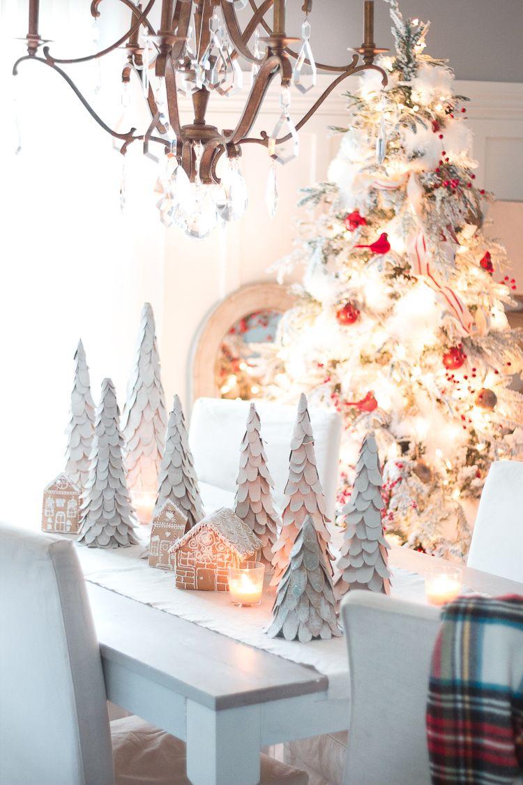 Thanks to these FABULOUS DIY Christmas Tree