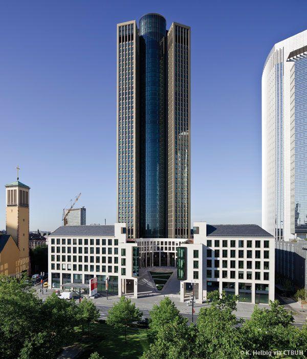 Tower 185 In 2020 Frankfurt Germany Tower Frankfurt Am Main