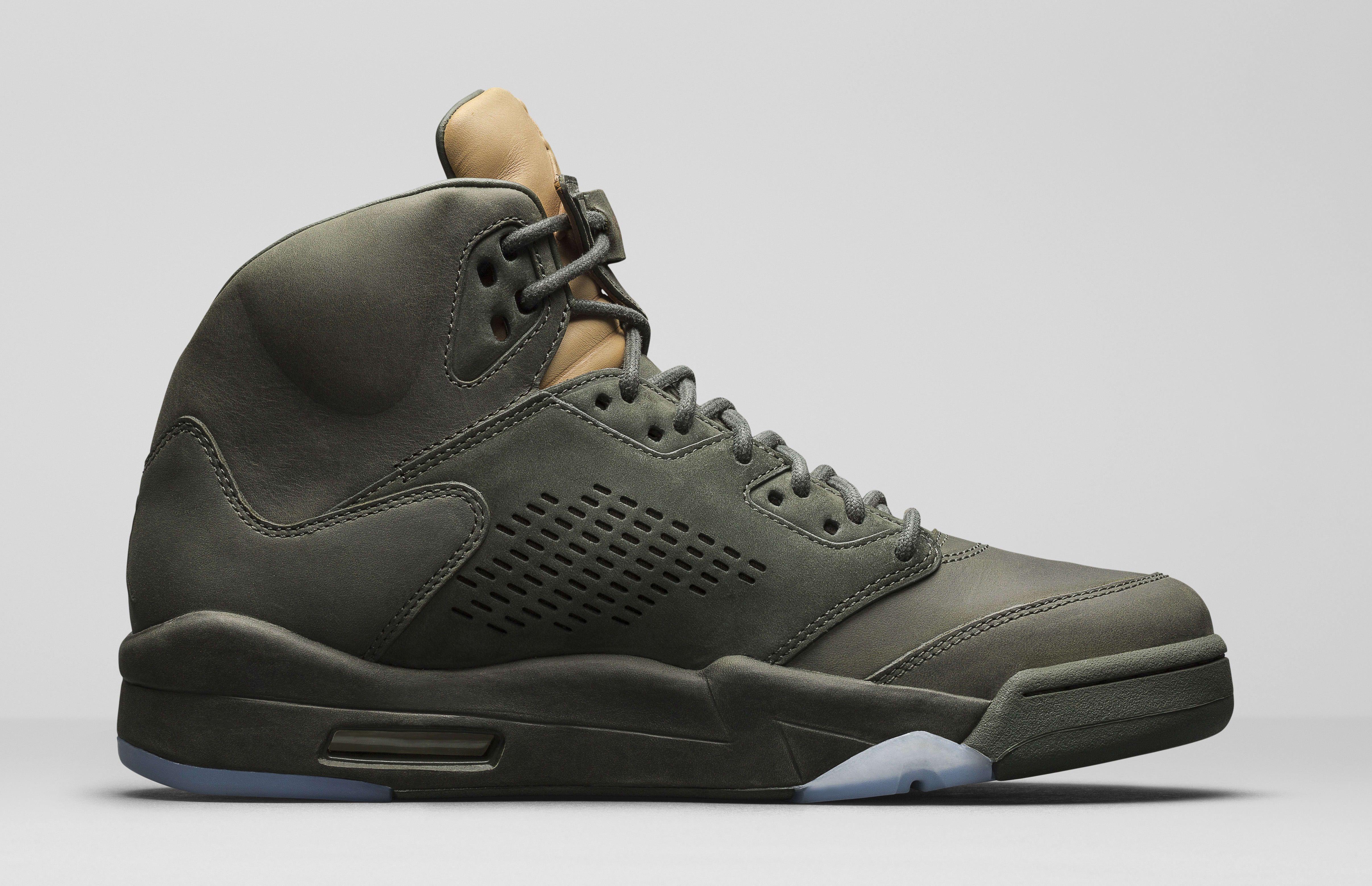 Nike Air Jordan 5 H Stores Opaques