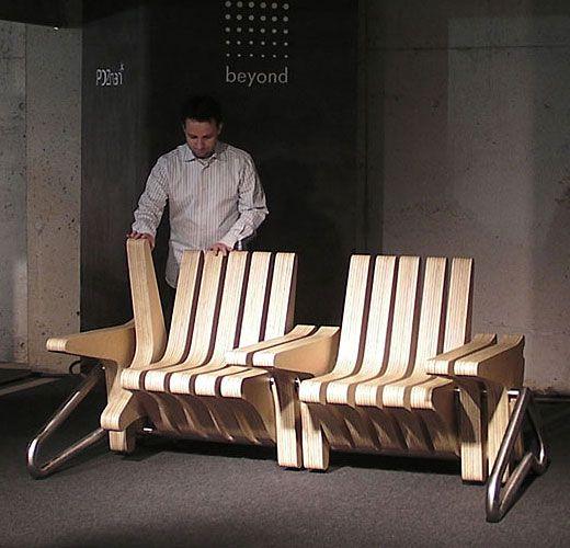 Multifunctional Modern Funiture Design Idea Coffee Bench