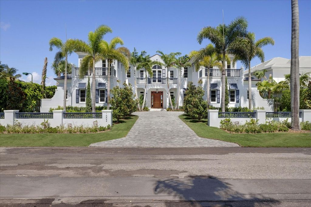 This all white house is $6,975,000 with 5 beds 6 baths and over 6000 square feet   1002 Seasage Dr, Delray Beach, FL 33483 | MLS #RX-10248370 | Zillow
