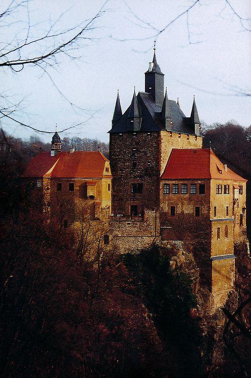 Schloss Kriebstein, Sachsen