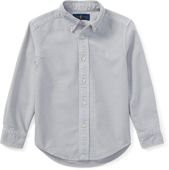 9fb6bf40a Ralph Lauren Cotton Oxford Sport Shirt