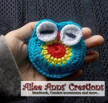 Only Portemonnee.Cute Owl Coin Purse For Sale Philippines Only Crochet Finds
