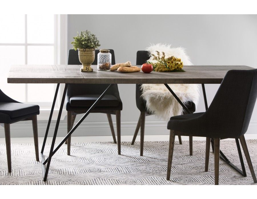 ABBYWOOD Dining chair Structube Wood Dining