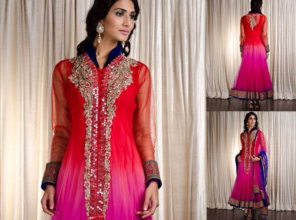 Pakistani Dresses for Girls