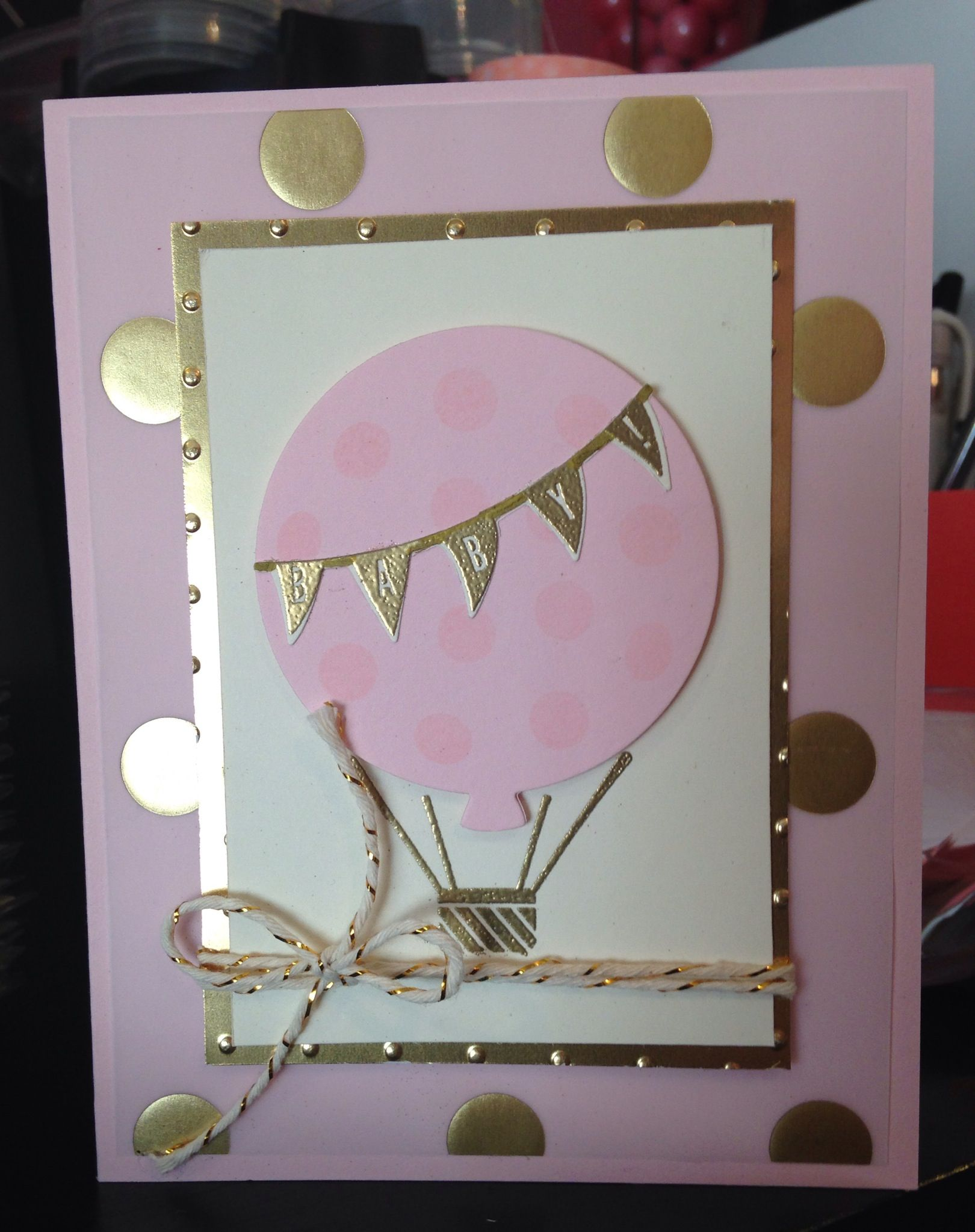 Stampin Up. Celebrate Today. Gold. Createwithbrynn.stampinup.net