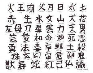 Nombres En Chino Para Tatuajes 1 Letras Chinas Tatuajes Letras Chinas Letras Para Tatuajes
