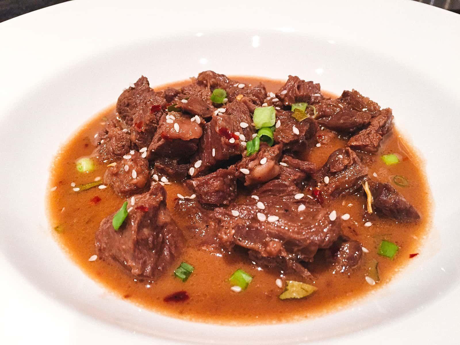 Filipino Coconut Beef | Recipe | Beef, Beef dinner ...