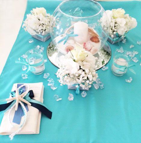 Decorazioni Tavolo Per Matrimonio A Tema Mare Matrimonio Matrimoni A Tema Nozze
