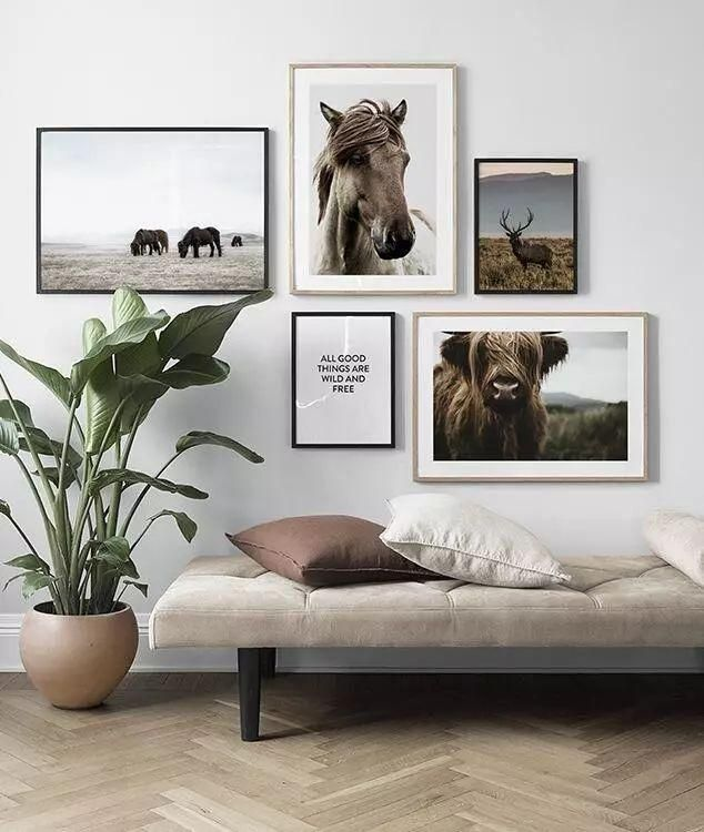38 Chic Living Room Wall Decor Ideas Page 30 Of 38 Soopush Large Wall Decor Living Room Wall Decor Living Room Picture Wall Living Room