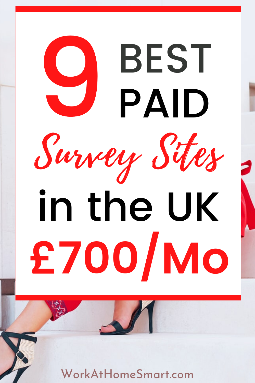9 Best Paid Surveys UK Top Online Surveys For UK