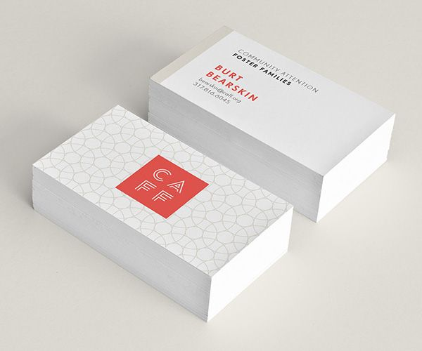 30 beautiful examples of modern business card designs for inspiration - Modern Business Card Designs