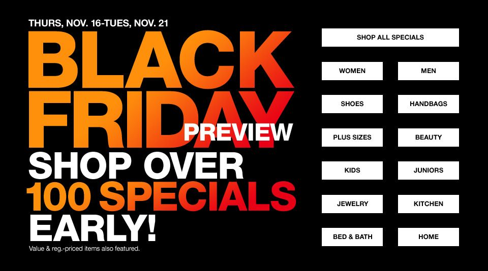 Lovely Thursday November 16 Through Tuesday November 21 Black Friday Preview Shop  Over 100 Specials Early. Pictures