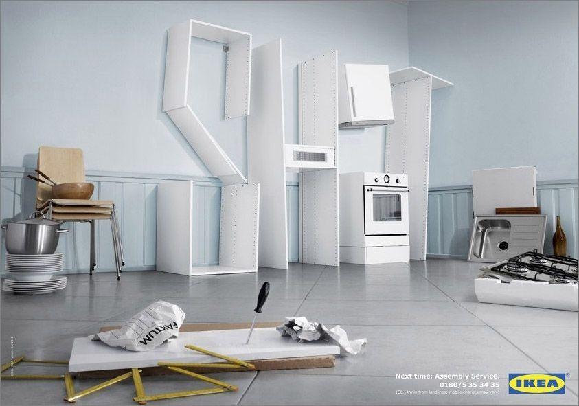 Ikea ha ha ha my kitchen once