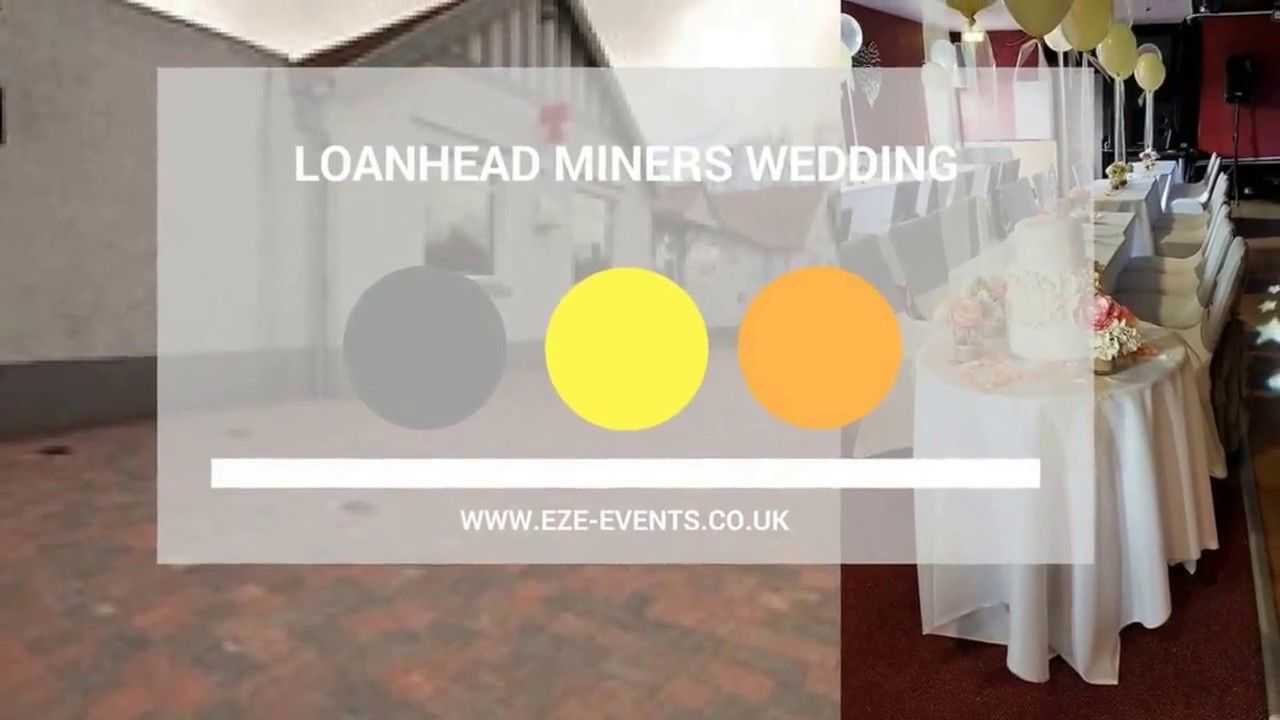 wedding reception at home ideas uk%0A Loanhead Miners Wedding Reception June      by Eze Events https   www eze    Wedding  Reception IdeasReceptions