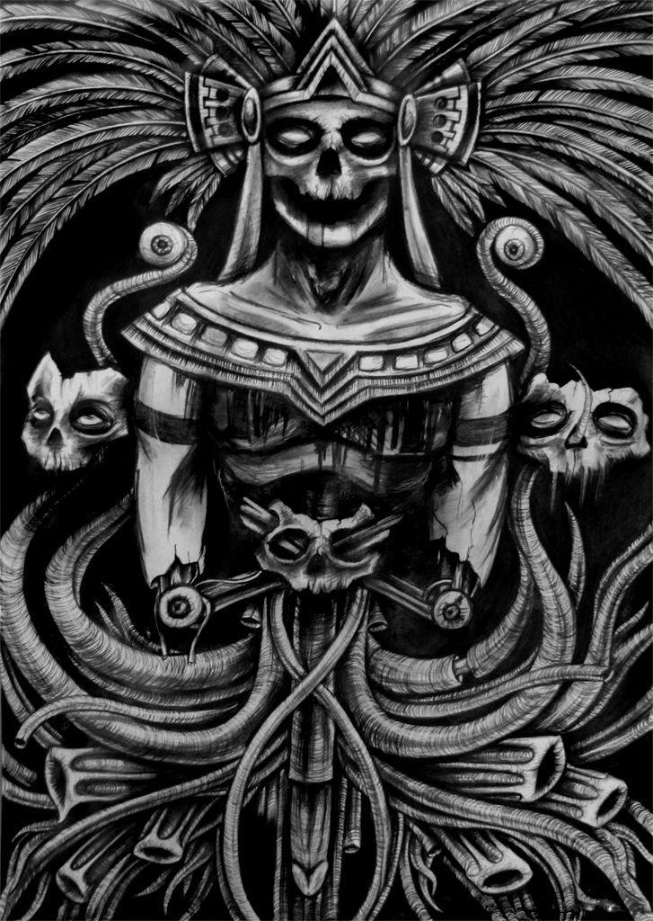 c418ff34e mictecacihuatl   Mictlantecuhtli   Mictecacihuatl, Aztec Goddess ...