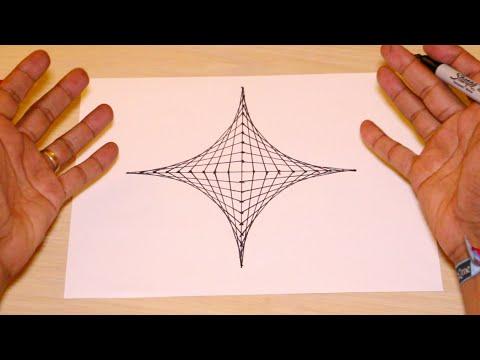 Curvas Con Lineas Curvas De Bezier Youtube Dibujos Con Lineas Curvas Dibujo Con Lineas Dibujos De Figuras Geometricas