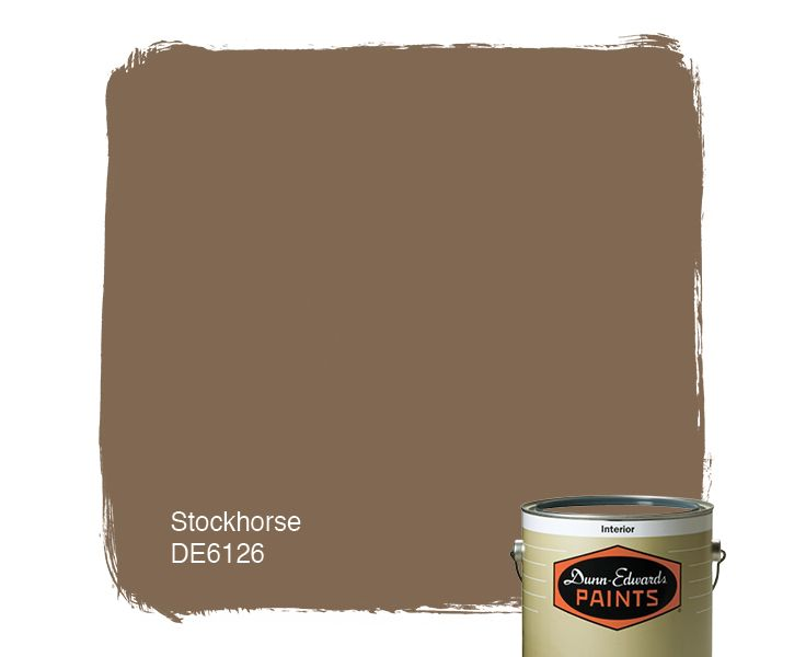 Dunn Edwards Paints Paint Color: Stockhorse DE6126 | Click For A Free Color  Sample · Dunn EdwardsExterior Paint IdeasExterior ...