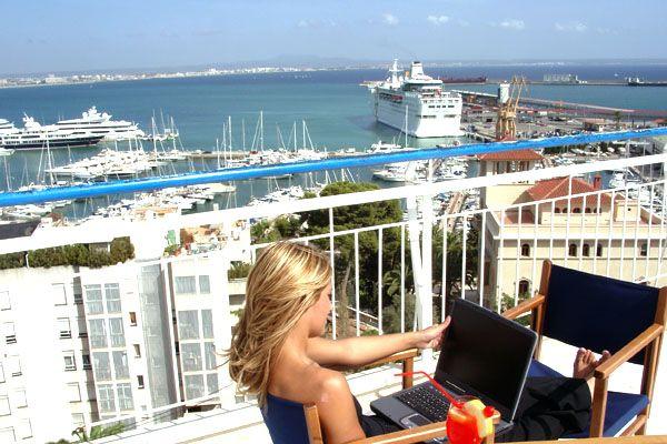 Wifi By Www Hotelamichorizonte Con Palma De Mallorca Mallorca Hotel