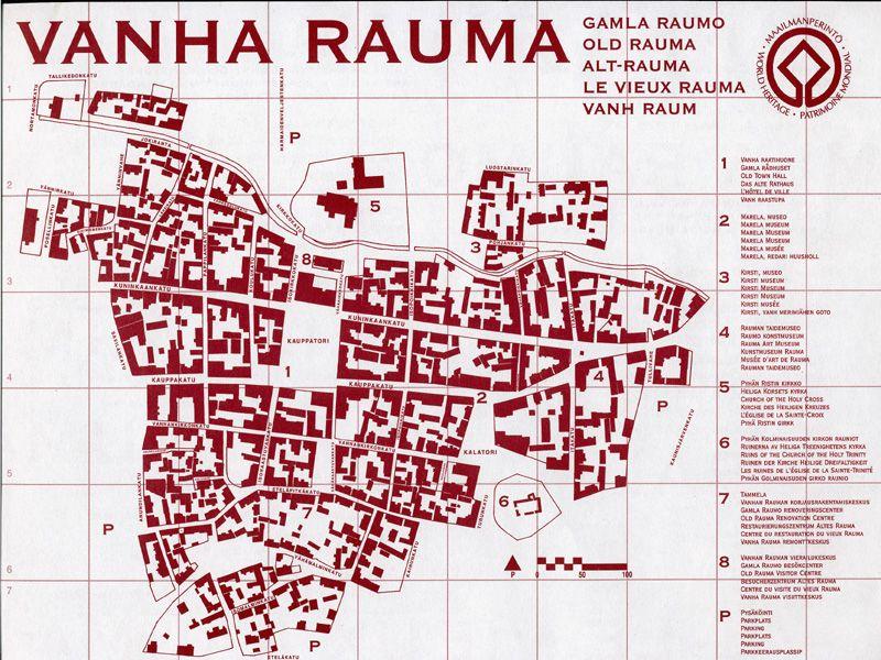 Rakas Vanha Rauma With Images Rauma Finland Unesco World